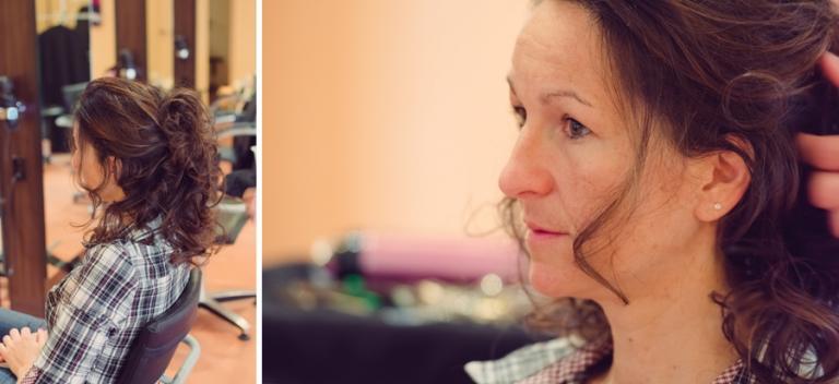preparatifs mariee photographe Trélazé