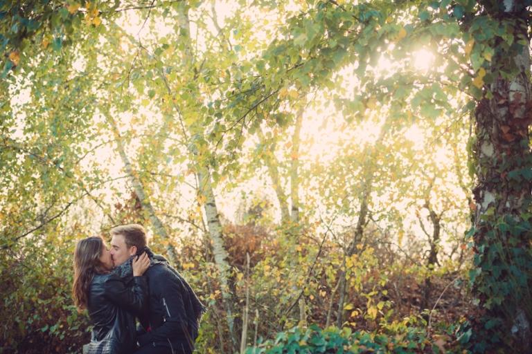 séance couple au jardin des ardoisières