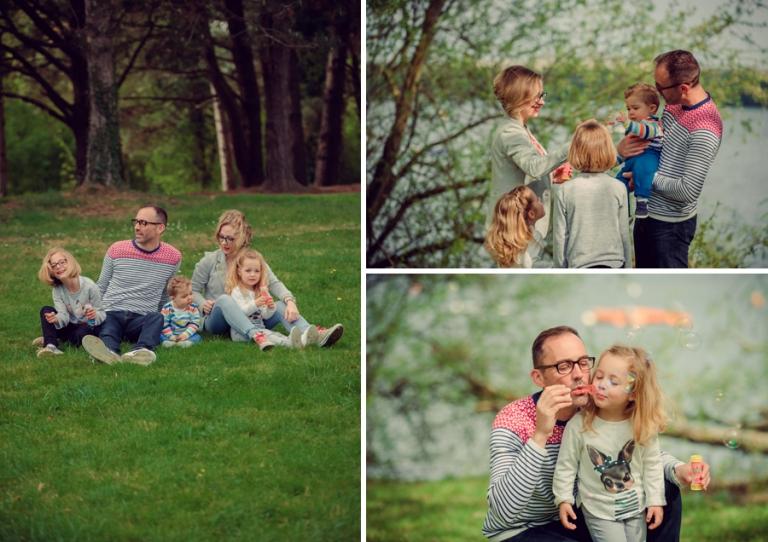 séance photos de famille maine et loire