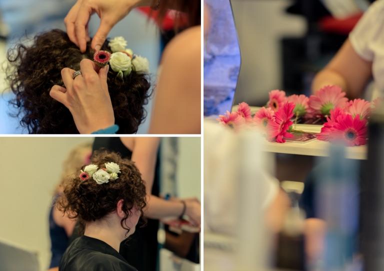 preparatifs mariage coiffeur