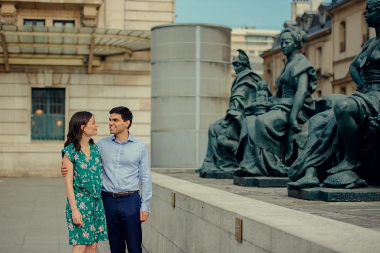 Séance engagement musée d'Orsay